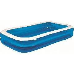 Best Sporting aufblasbarer Pool Planschbecken Giant Blue XXL 305 x 183 x 50 cm